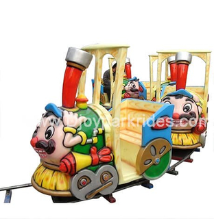 DJTT21 8 Seats Clown Train