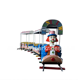 DJTT17 Clown Train 10 Seats
