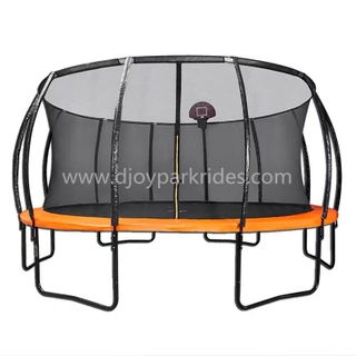 DJ-RP02 Round Jumping Bed For Sale