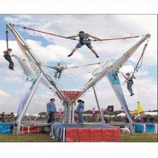 DJBTR14 Europe 4 person bungee trampoline