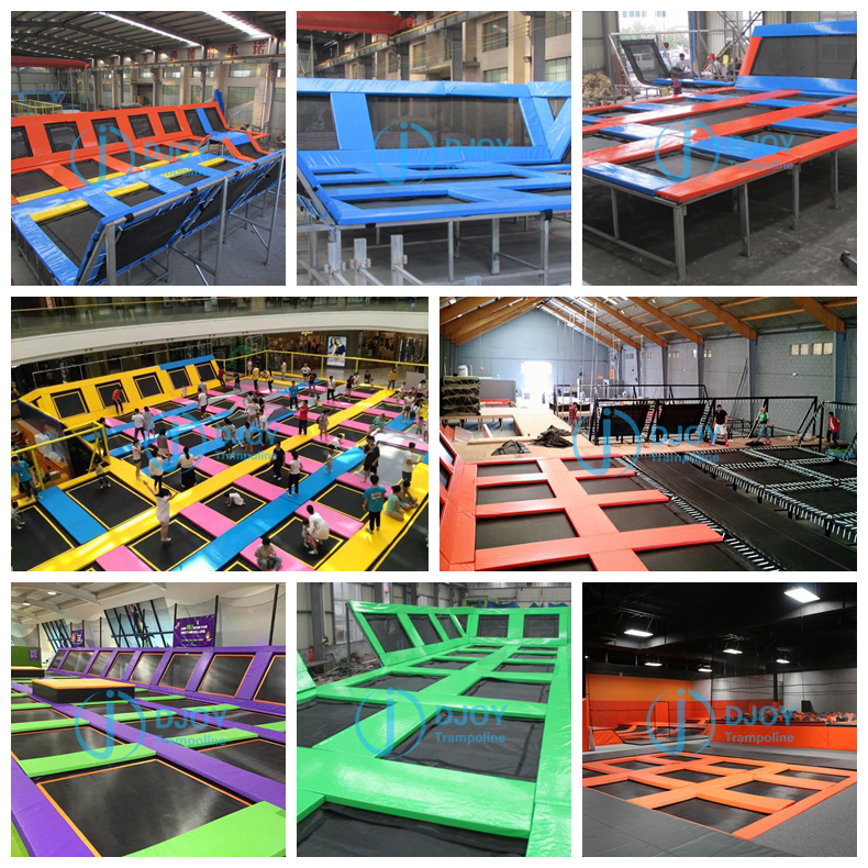 Trampoline Park Project
